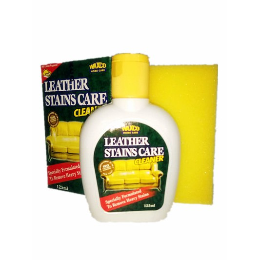 Waxco Leather Stains Care Cleaner (125ml)