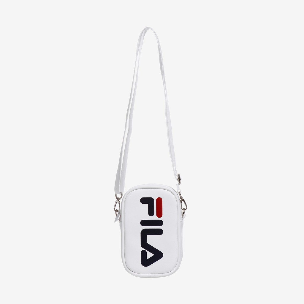Fila Linear Mini Cross Bag Off White | Shopee Malaysia