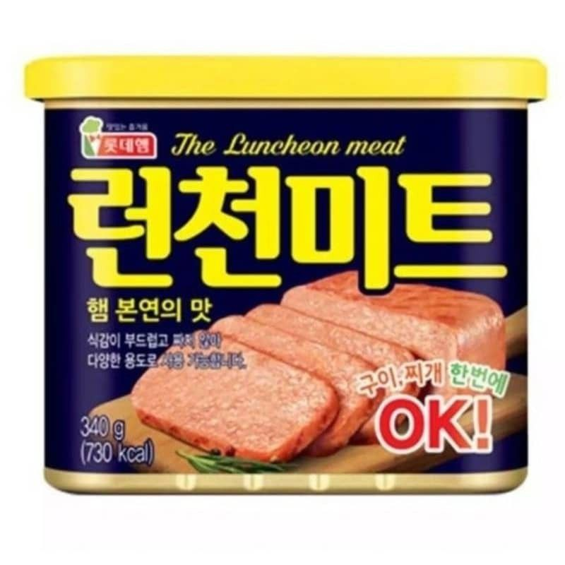 Lotte Luncheon Meat 340g 韩国午餐肉