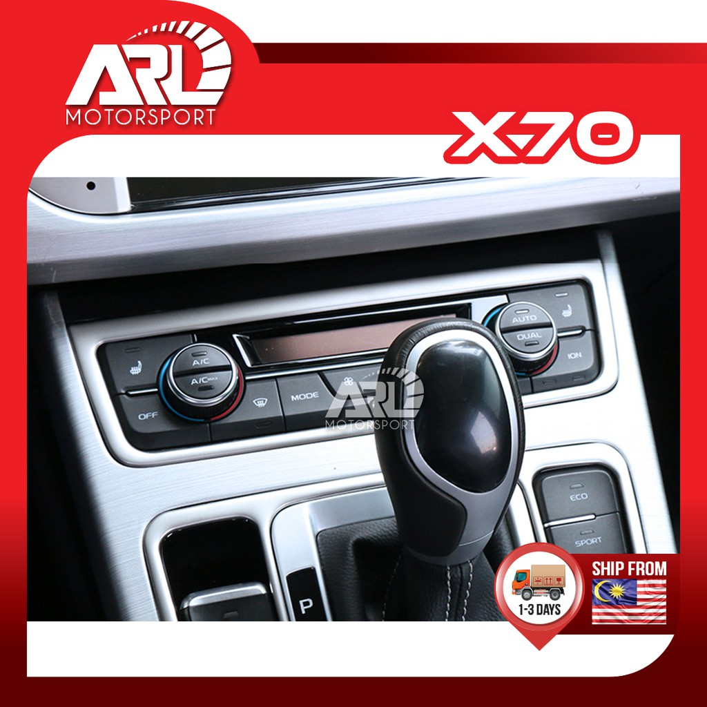 Proton X70 (2018-2020) Aircond Control Center Dashboard Cover Panel Lining Car Auto Acccessories ARL Motorsport