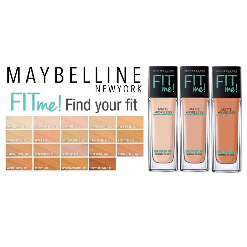 Maybelline Fit Me Concealer Shopee Malaysia 20 Sand