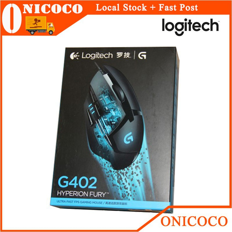 OEM Logitech G402 Hyperion Fury Gaming Mouse