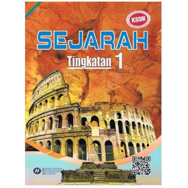 Buku Teks Sejarah Tingkatan 1 Shopee Malaysia