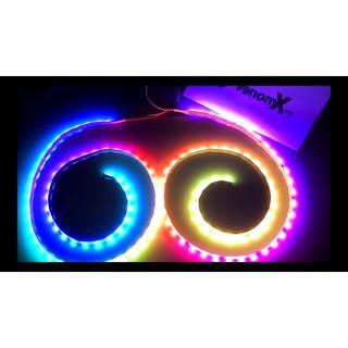 reputable site 0c988 372c0 GSL RGB Aura LED STRIP 5050 SMD LED 5V & 12V   Shopee Malaysia