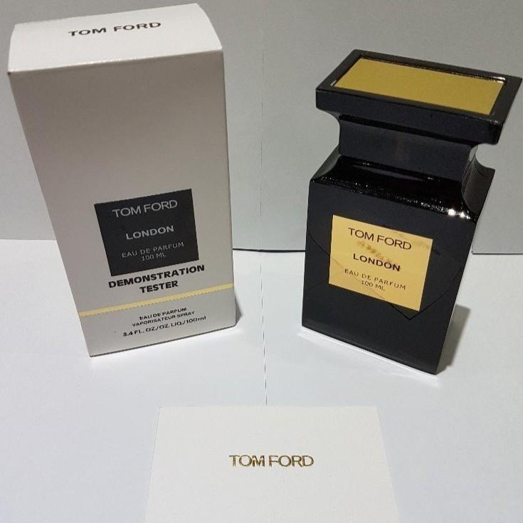 bab189a9fed324 ORIGINAL QUALITY TOM FORD LONDON EDP TESTER 100ML   Shopee Malaysia