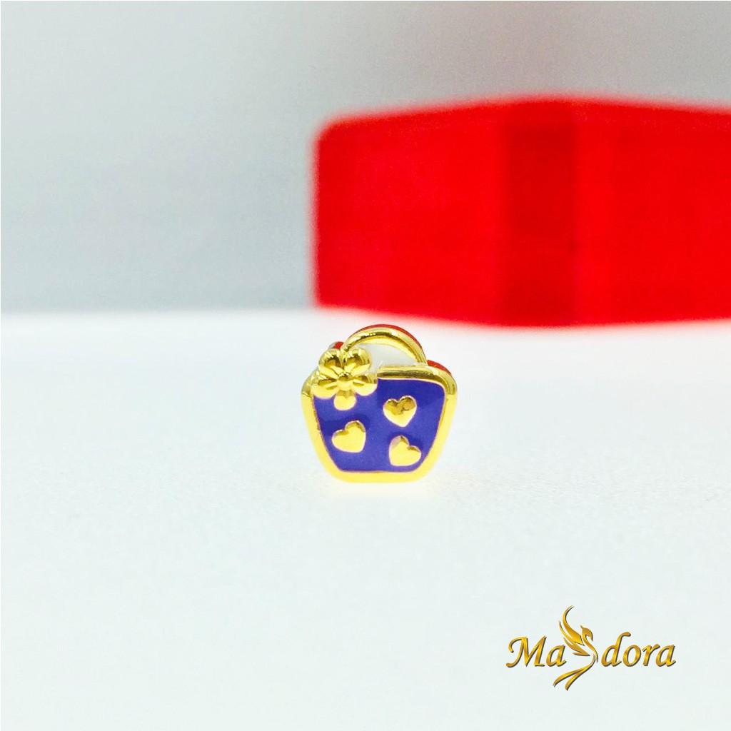 Masdora HG Beads Series ~Bags Series (Emas 916)