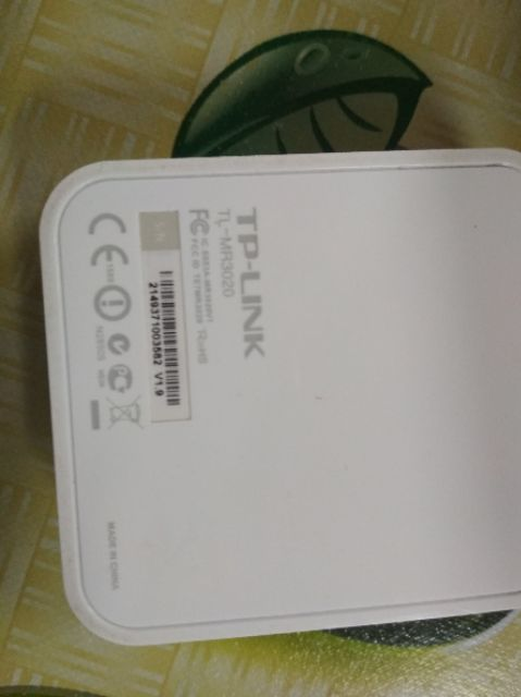 TP-LINK TL-MR3020 3G/4G WIFI Router Repeater   Shopee Malaysia