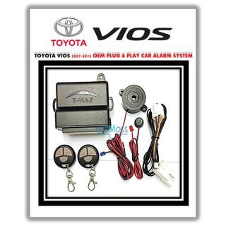Toyota Hilux and Innova alarm set