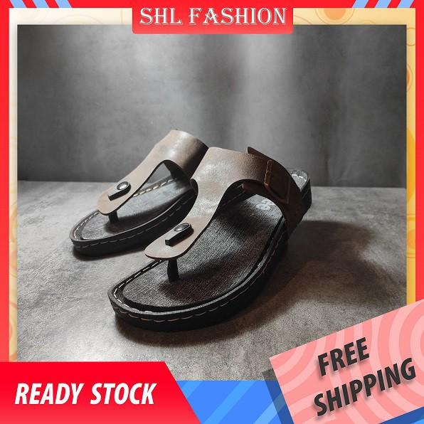 SHL Men Sewing Sandal Slippers Jarum Jahit Kasut Selipar Sandal Lelaki-118