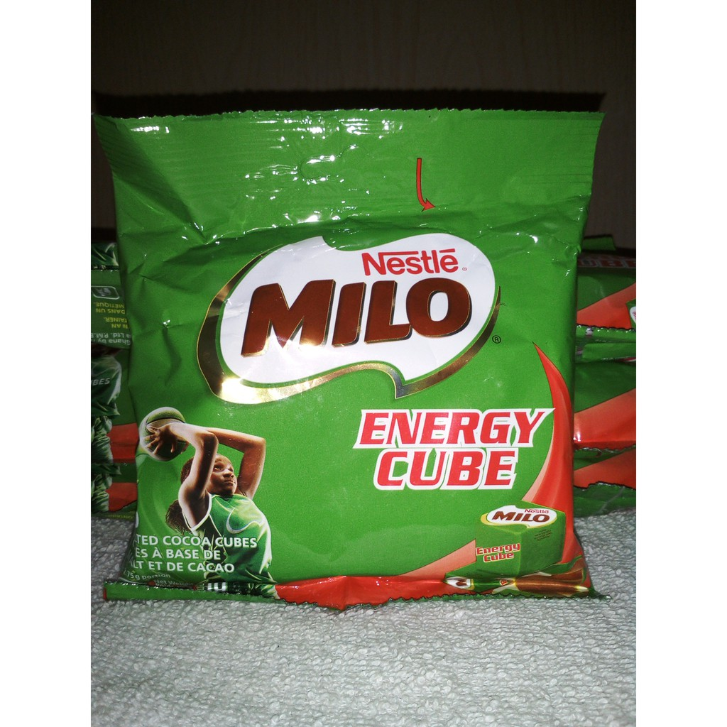 Ready Stock Energy Nestle Milo Cube Cubes Shopee Malaysia 2 Pack