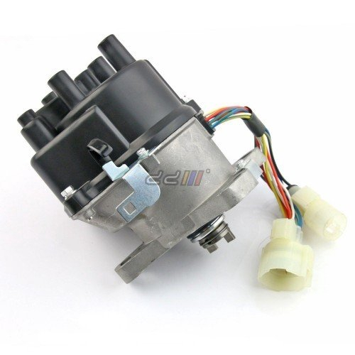 Ignition Distributor w// Cap Rotor Coil B16A B16A1 OBD0 JDM Honda Civic CRX