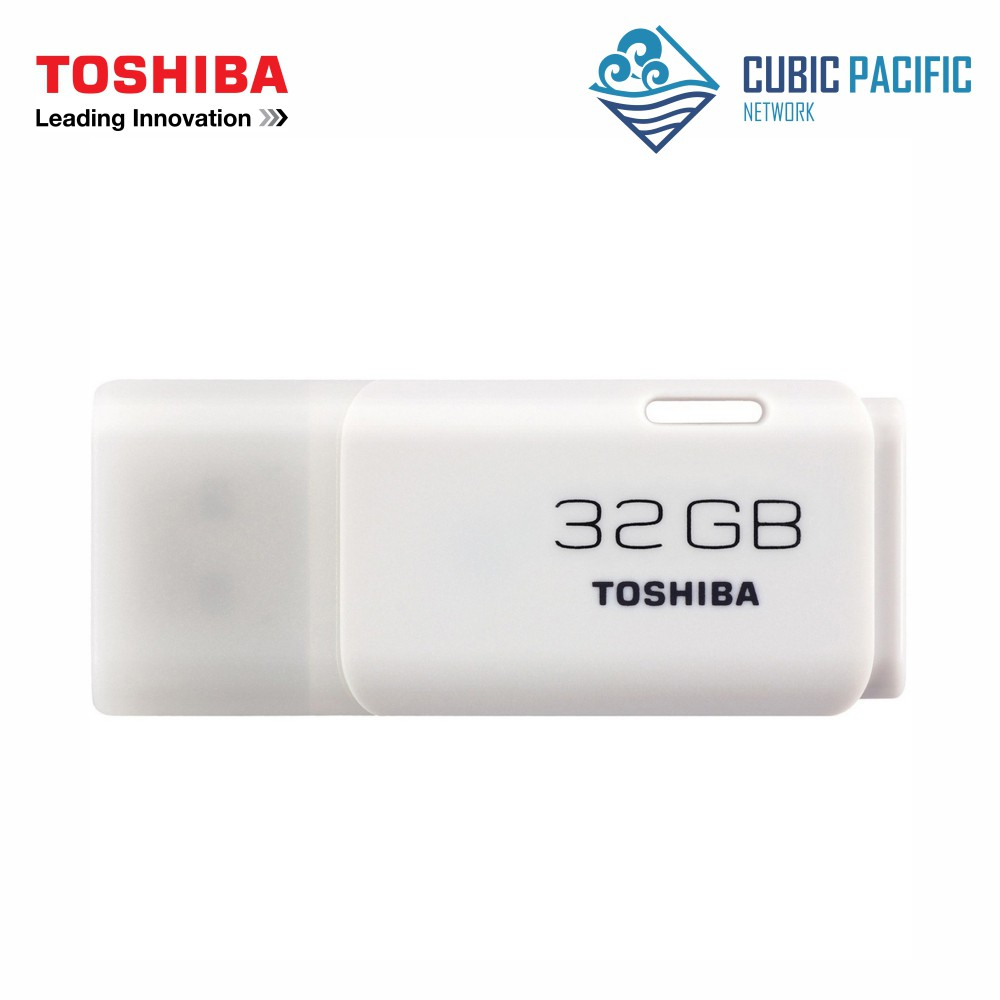 TOSHIBA HAYABUSA 32GB USB 2.0 Flash Drive Pendrive (Original)