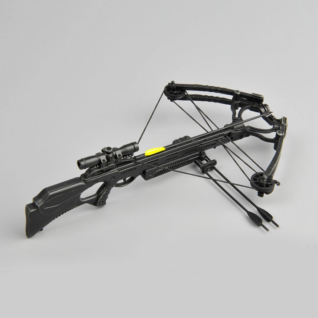 #1 HOT 1//6 Scale Model Bow and Arrow Combination Set for 12/'/' Action Figure