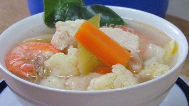resipi tomyam putih nasi goreng tomyam resepi minggu   resepimingguiniblogspotcom Resepi Sup Ayam Lobak Putih Enak dan Mudah