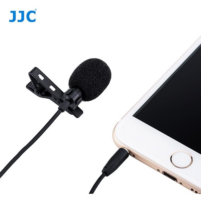 JJC Omnidirectional Lavalier Microphone SGM-28