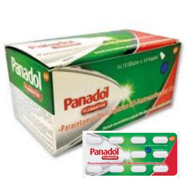 PANDOL FLU DAN BATUK ISI 10 PCK X 10 KAPSUL