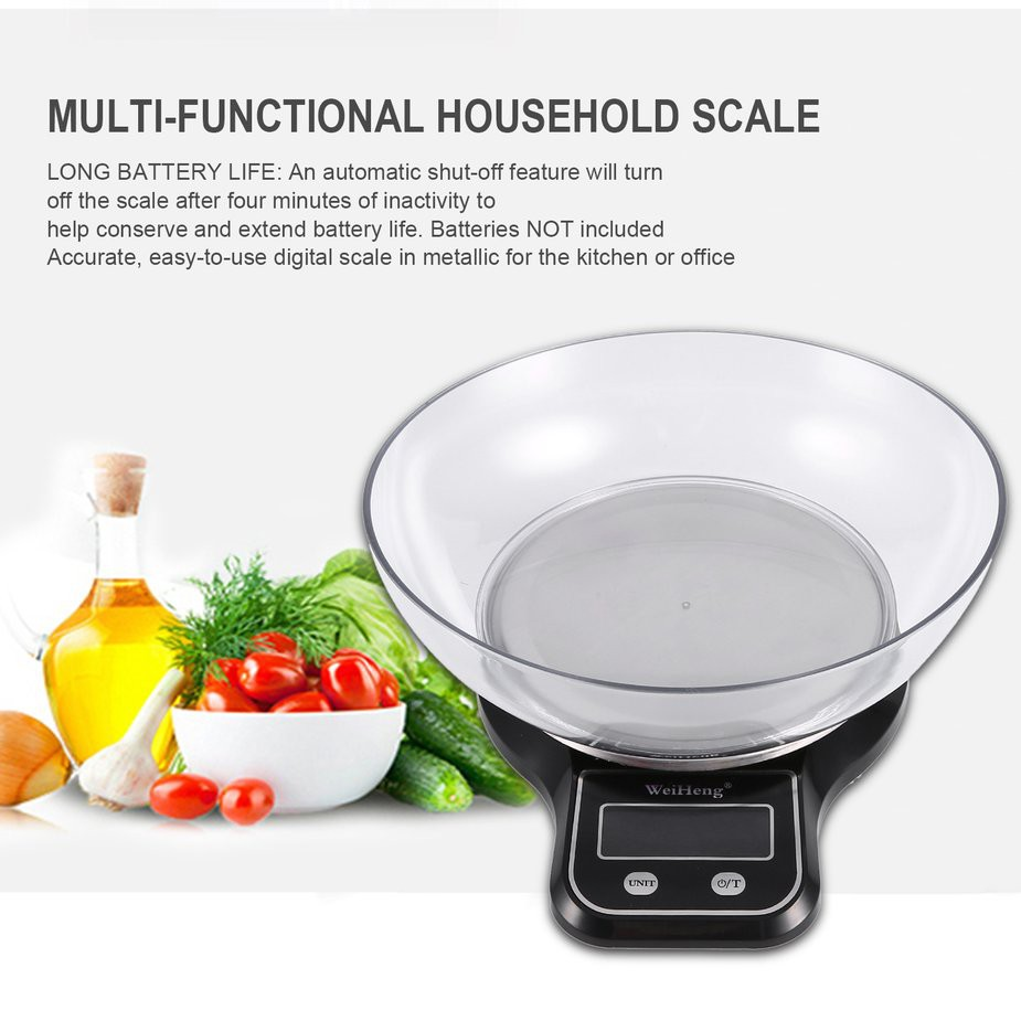 ☺HOT25Kg/5g Digital Hanging Scale LCD Backlight Mini Pocket Scales Kitchen Toolღ | Shopee Malaysia