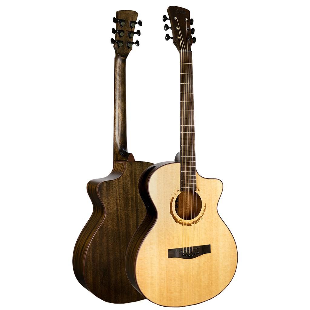 Loha GA18Q / Acoustic Guitar / Akustic Gitar