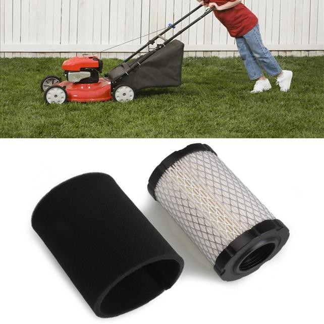 Lawn Mower Air Filters Tools Grass Cutter Mowing Machine Accessories 8.4*12.5CM