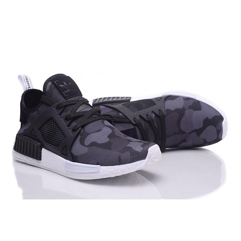 Adidas NMD XR1 Camouflage Black