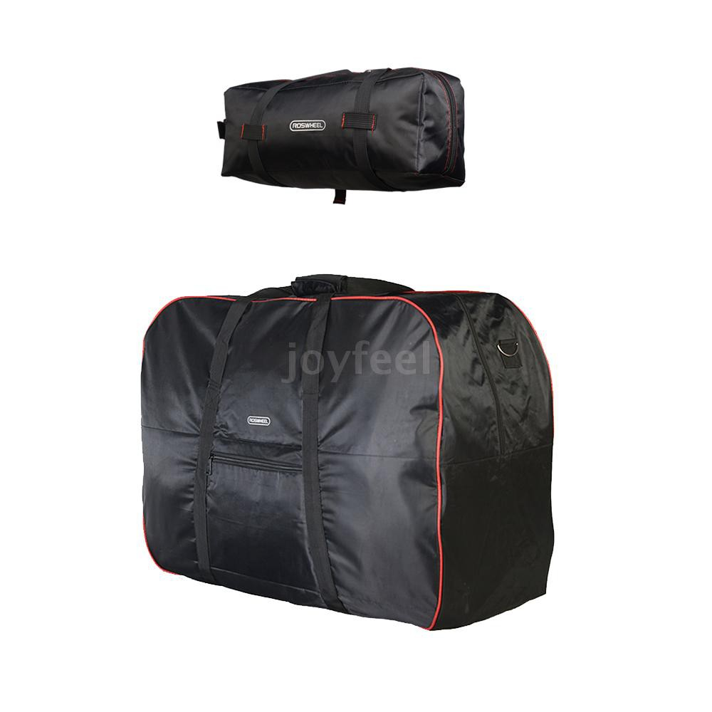 """Folding Bicycle Mountain Bike Carry Bag Travel Carrier Transport Luggage 14/""""-20/"""""""