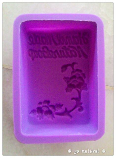 Handmade soap mold