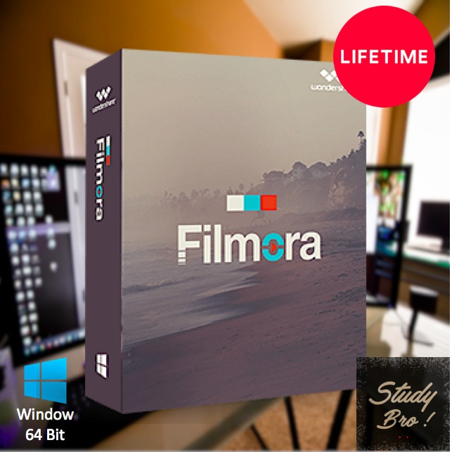 [Lifetime] Wondershare Filmora 9 Full Version | Software