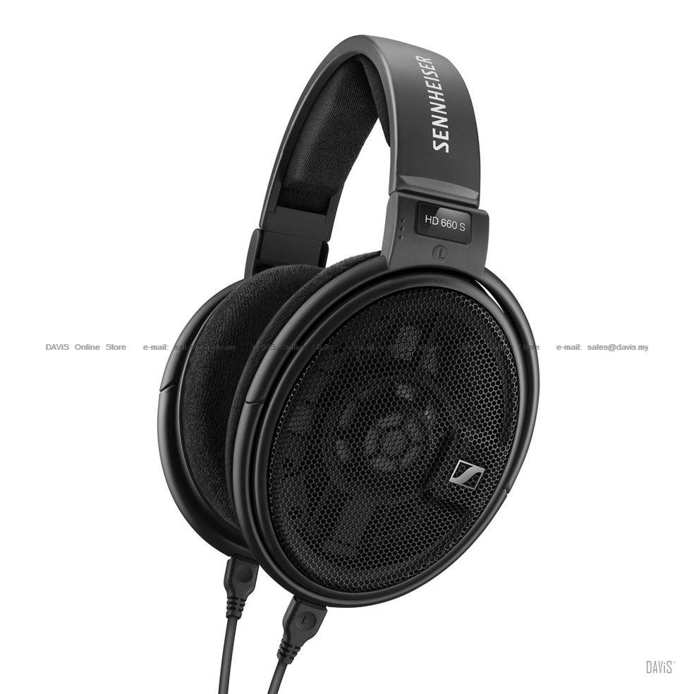 Sennheiser Hd 630vb Audiophile Headphones Headsets Foldable