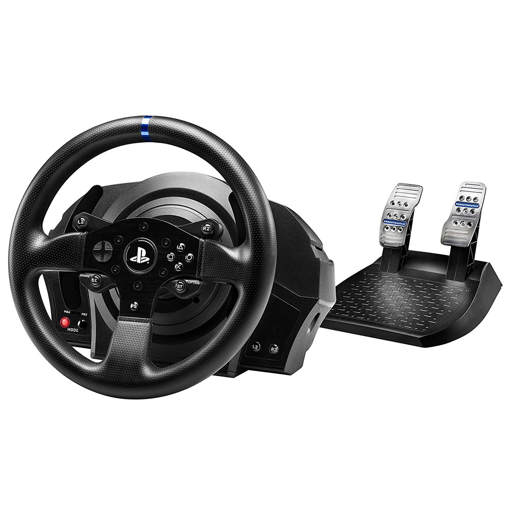 Thrustmaster T300 RS Official Force Feedback Wheel for Officially Licensed PC, PS3 and PS4