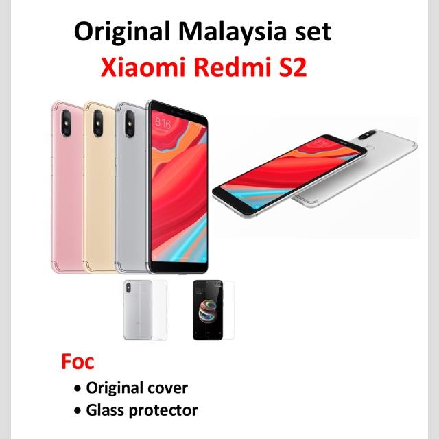 Original MALAYSIA set xiaomi Redmi S2(AI Power) by Mi Malaysia warranty