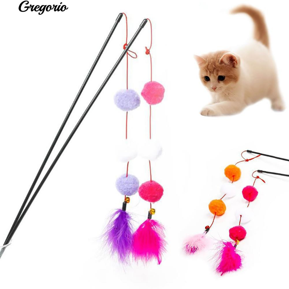 Cat Toys Gentle Pet Cats Toys Ball Set Gift Transparent Ball Package Kittens Sisal Ball Mice Spring Toys Set For Cats Kitty 7 Pieces For Gatos Pet Products