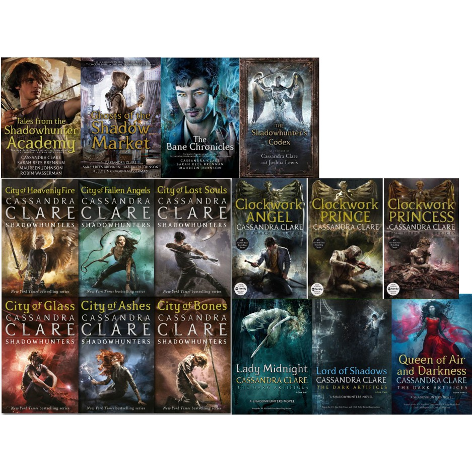 Image result for the shadowhunter chronicles