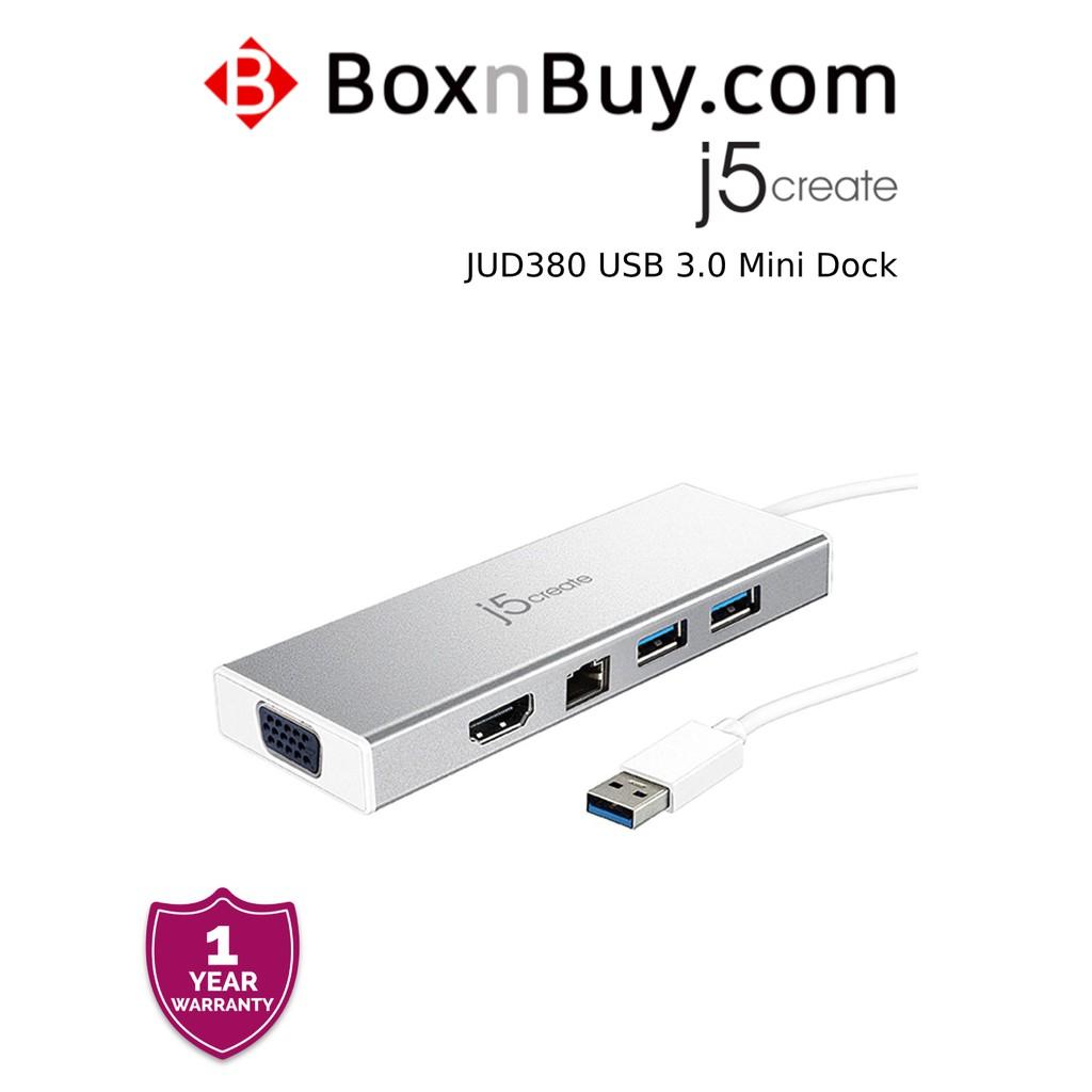 JUD380 USB 3 0 Mini Dock