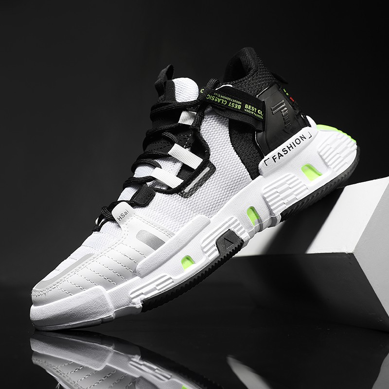 Npjx【 Ready Stock 】Men's Running Shoes Sneakers sport shoes