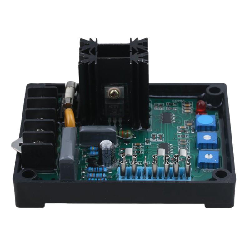 Gavr-8A Avr Generator Automatic Voltage Regulator Module Universal Avr  Generator Well Working