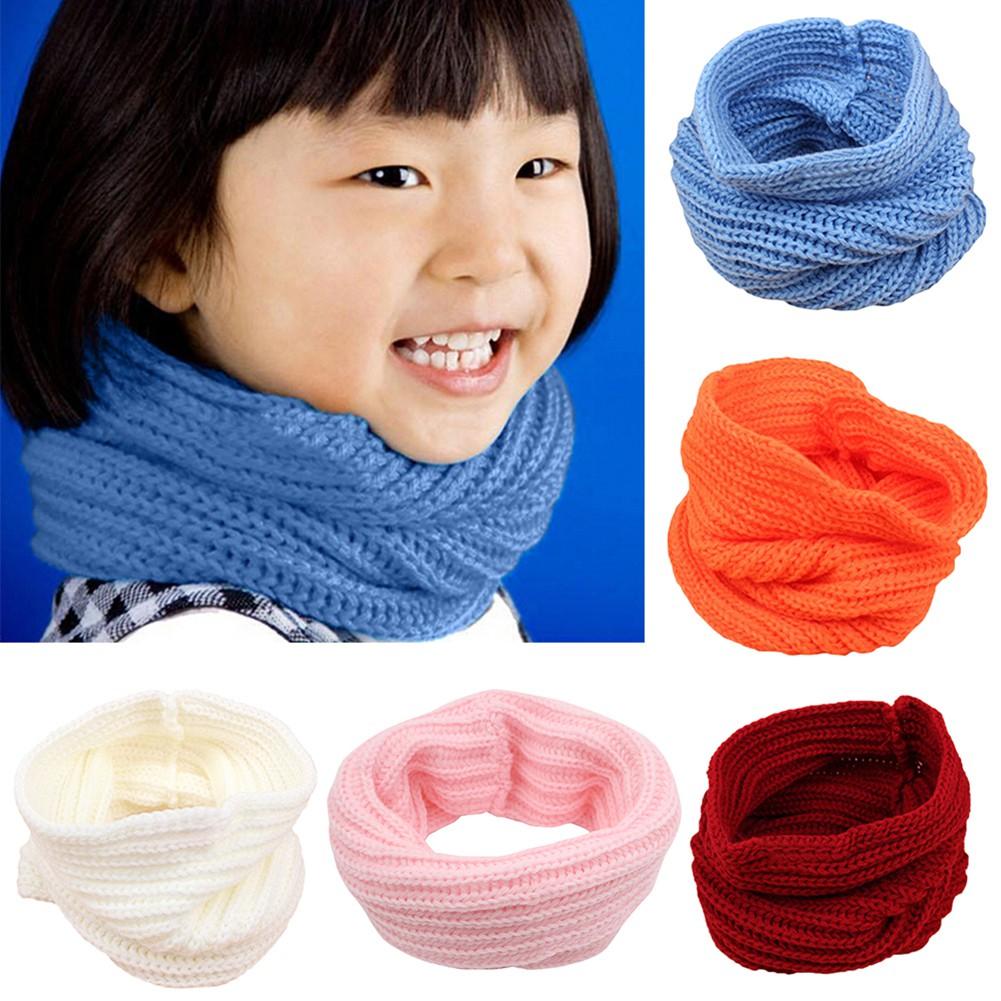 119dbb0c3 Children Scarf Warm Children Winter Scarf Kid Scarf Boy Girl Neck Collars    Shopee Malaysia