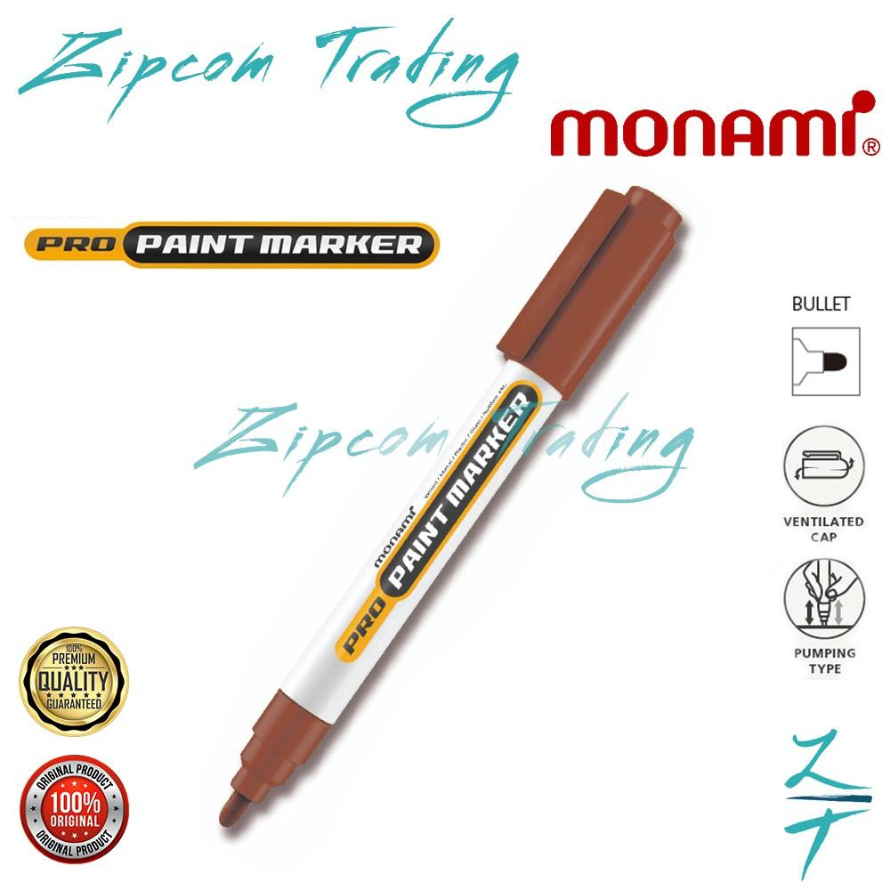 Monami Pro Paint Industrial Marker
