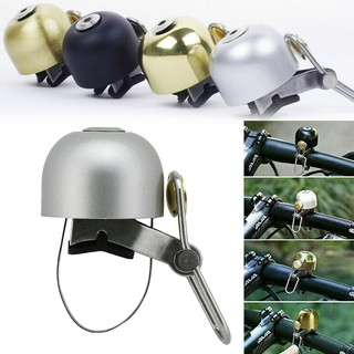 Retro Vintage MINIMALX BELL Bicycle Mountain Bike Copper Bell Loudly Speaker US