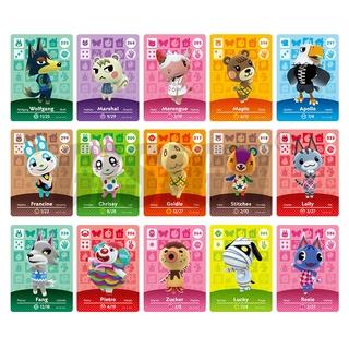Animal Crossing amiibo card 264 Marshal Game Card Amiibo Nfc For Ns Games Nintendo Switch Series ...