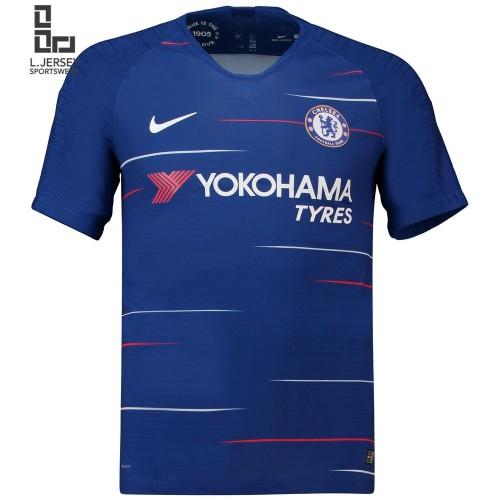 Chelsea Men Home Grade AAA Fans Jersey and Short
