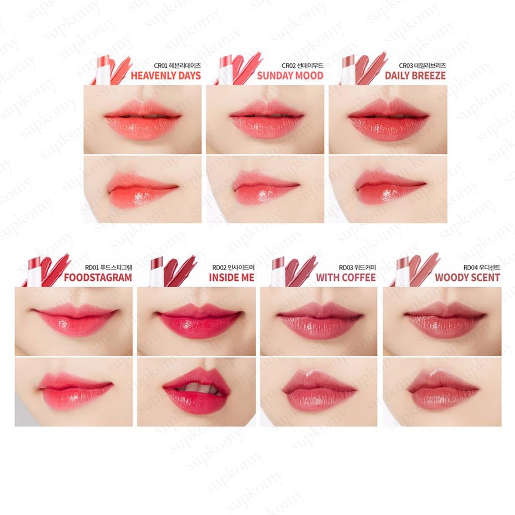 【CLEARANCE】A'pieu Apieu Gel Like Lip 2g