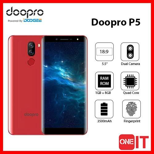 Doopro P5 Smartphone Quad-core 1GB RAM 8GB ROM