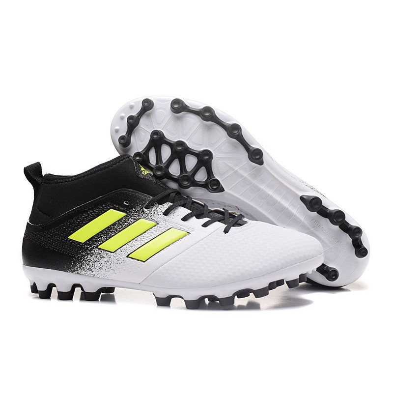 more photos a4a80 bdc65 ☘️carry☘️, adidas ACE 17.3 AG Men women shoes comfortable football shoes  white black 37-45