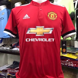 new concept 3408a 4e1ad Baju bola Manchester United Home   Shopee Malaysia