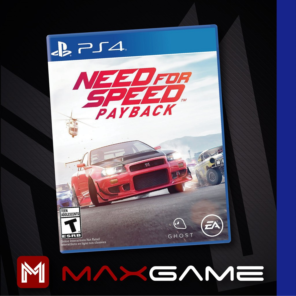 Ps4 Need For Speed Payback Rall Chi Eng Shopee Malaysia