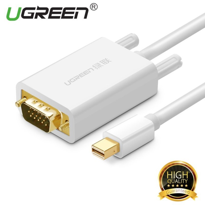 UGREEN 4K Resolution DisplayPort to DisplayPort Cable with Gold Plated | Shopee Malaysia