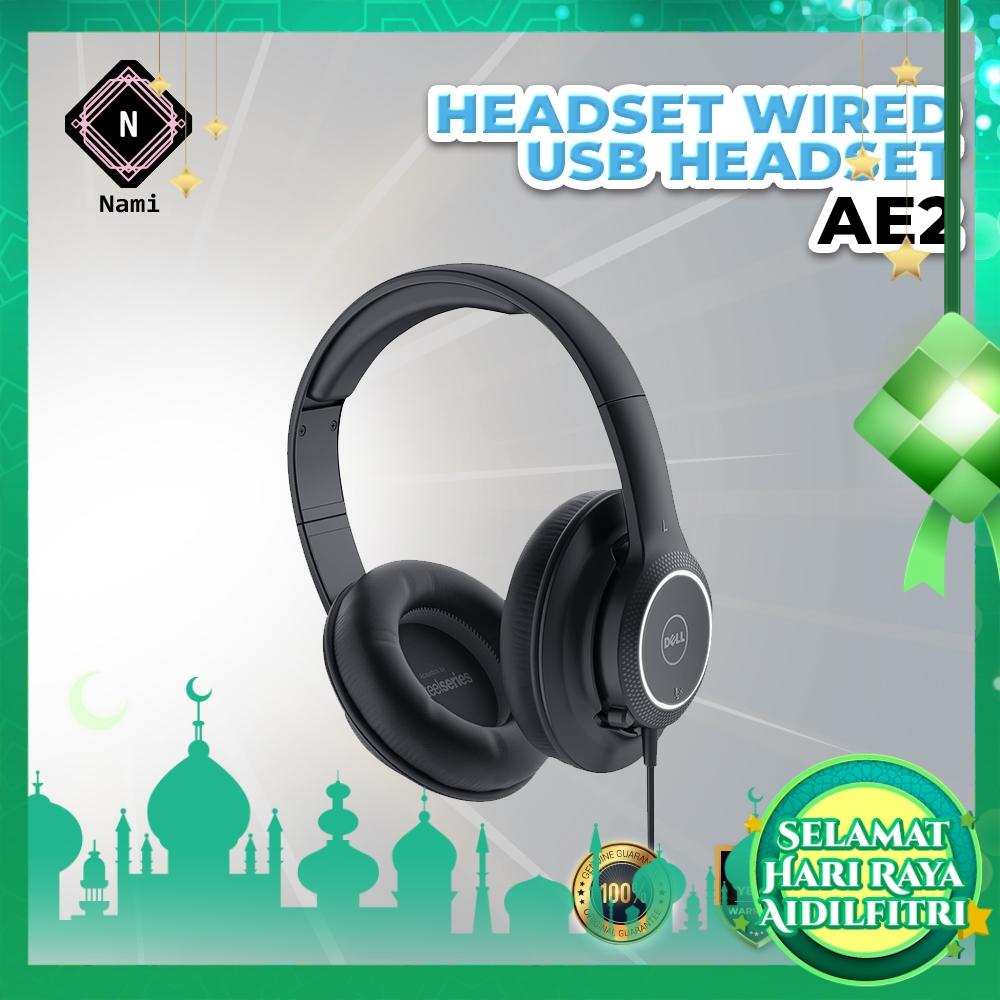 Dell AE2 RGB LED Immersive 7.1 Surround Sound Performance USB Headset