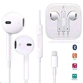 IPHONE 7 8 7Plus 8PLUS X XS XR XsMax Earphone Earbuds Apple Earphones Earpods Connect Bluetooth