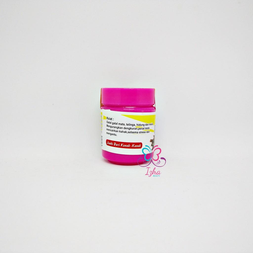 Terapi Resdung Dengan Haruman Limau Kasturi