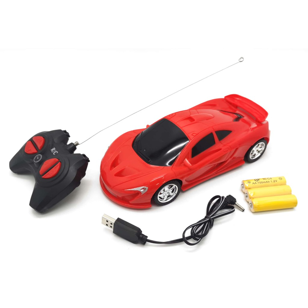 1:18 RC RADIO REMOTE CONTROL RACING SPEED CAR (FREE BATTERIES) TOYS FOR KIDS AND BOYS